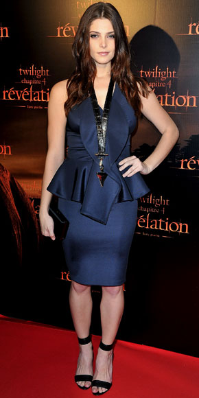 Ashley Greene in Givenchy