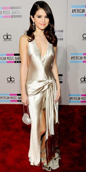 Selena Gomez in Armani