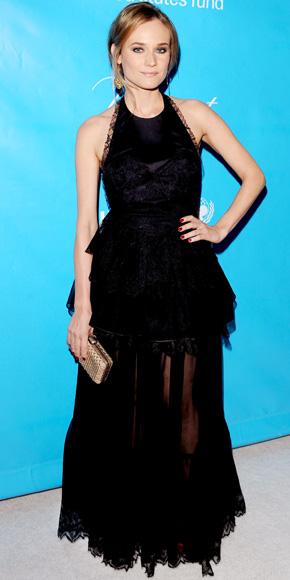 Diane Kruger in Emilio Pucci