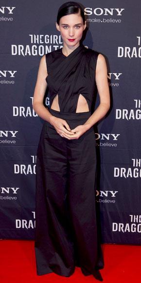 Rooney Mara in Roksanda Ilincic