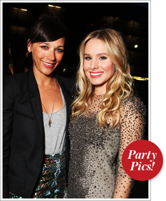 Kristin Bell and Rashida Jones