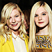 Elle Fanning and Kirsten Dunst Celebrate Rodarte and More!