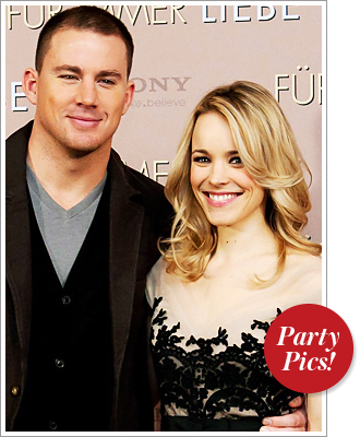 Rachel McAdams, Channing Tatum