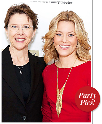 Annette Bening, Elizabeth Banks