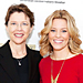 Elizabeth Banks and Annette Bening A.C.T. Out and More!