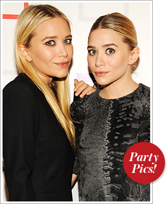 Parties Mary Kate and Ashley