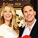 Blake Lively and Nicholas Sparks Super Sweet and More!