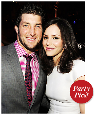Tim Tebow, Katharine McPhee