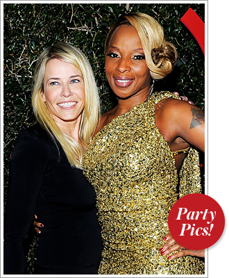 Mary J. Blige, Chelsea Handler