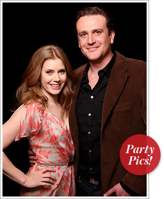 Amy Adams and Jason Segel