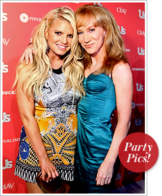 Jessica Simpson, Kathy Griffin