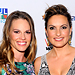 Hilary and Mariska's Joyful Night and More!