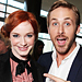 Christina Hendricks and Ryan Gosling's Happy 'Drive' and More!
