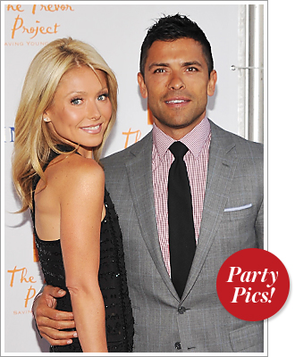Kelly Ripa - Mark Consuelos