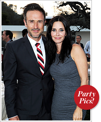 David Arquette - Courteney Cox