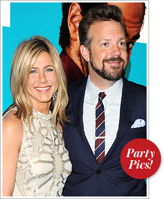 Jennifer Aniston, Jason Sudekis