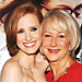Helen Mirren and Jessica Chastain's Night Out and More!