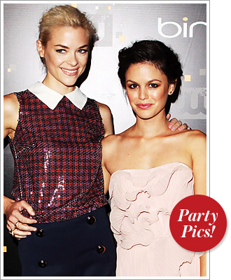 Rachel Bilson and Jaime King