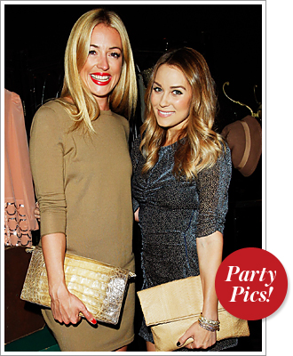 Cat Deeley, Lauren Conrad