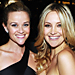 Reese Witherspoon and Kate Hudson Celebrate the Arts and More!