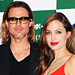 Angelina Jolie and Brad Pitt Land in Japan and More!