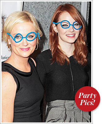 Amy Poehler, Emma Stone