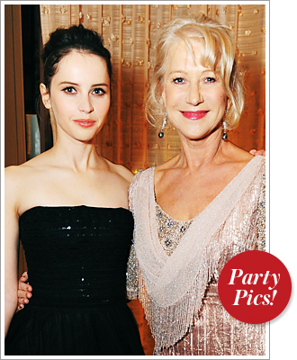 Felicity Jones, Helen Mirren