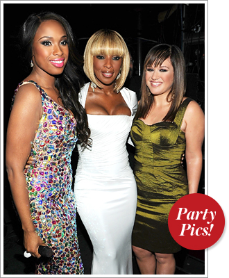 Jennifer Hudson, Mary J. Blige