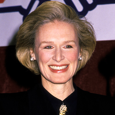 Glenn Close - Transformation - Hair - Celebrity Before and After
