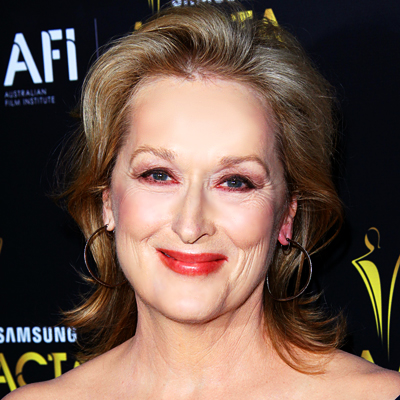 Meryl Streep - Transformation - Hair - Celebrity Before and After