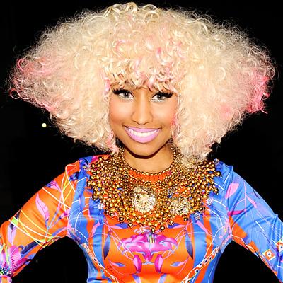 Nicki Minaj - Transformation - Hair - Celebrity Before and After