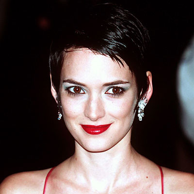 Transformation - Winona Ryder - Beauty - Celebrity Before and After