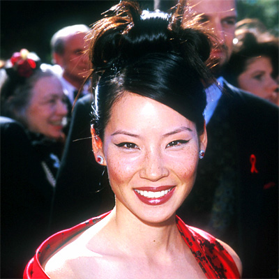 Lucy Liu - Transformation - Hair - Celebrity Before and After