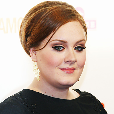 Adele - Transformation - Hair - Celebrity Before and After