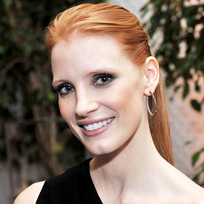 Jessica Chastain - Transformation - Hair - Celebrity Before and After