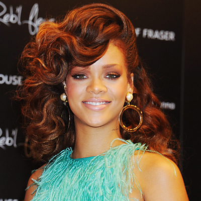 Rihanna - 2011 - Transformation - Hair and Makeup - Celebrity Before and After