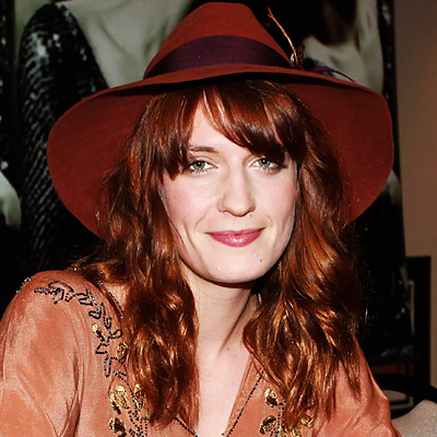 Florence Welch - Transformation - Hair - Celebrity Before and After