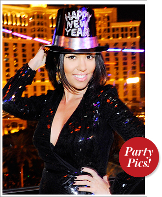 New Year's Eve Kourtney