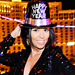 New Year's Eve Party Pics: Kourtney, Gaga, Fergie, and More!