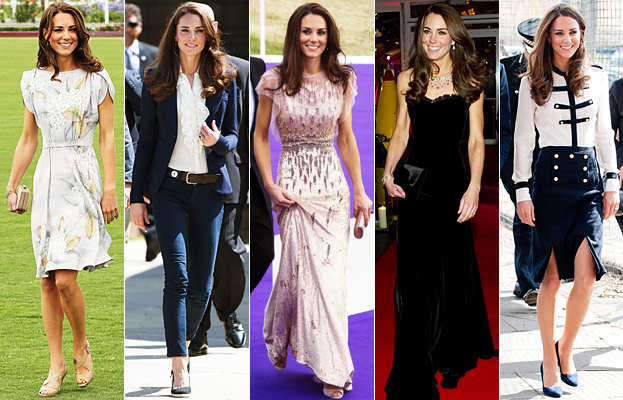 Kate Middleton Birthday Style