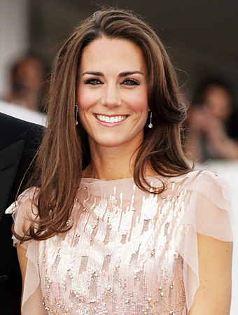 Kate Middleton Chooses Charities
