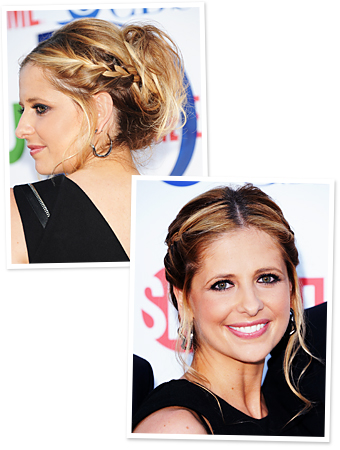 Hairstyles Front Back
