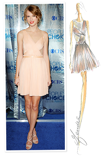 Taylor Swift J. Mendel