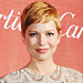 Michelle Williams' Strawberry Blond 'Do