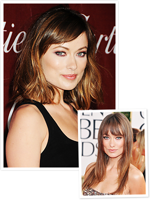 Olivia Wilde New Hair