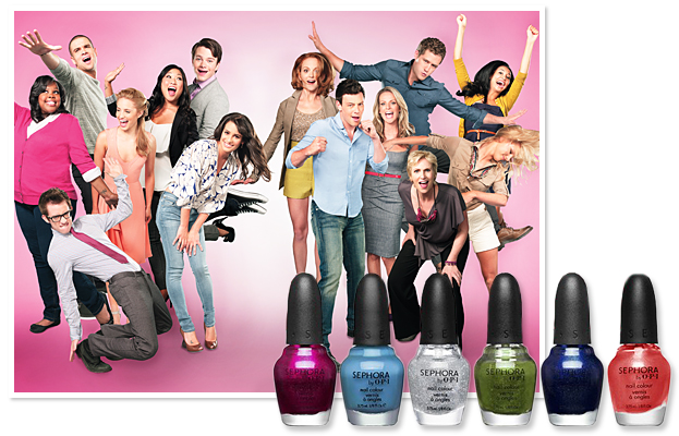 Glee Nail Polish