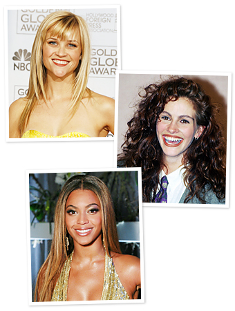 Hair and Makeup Golden Globes