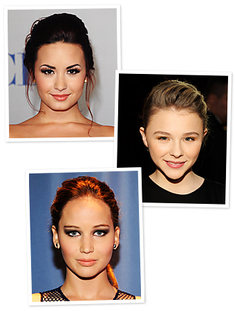 Hairstyles 2012 Updos