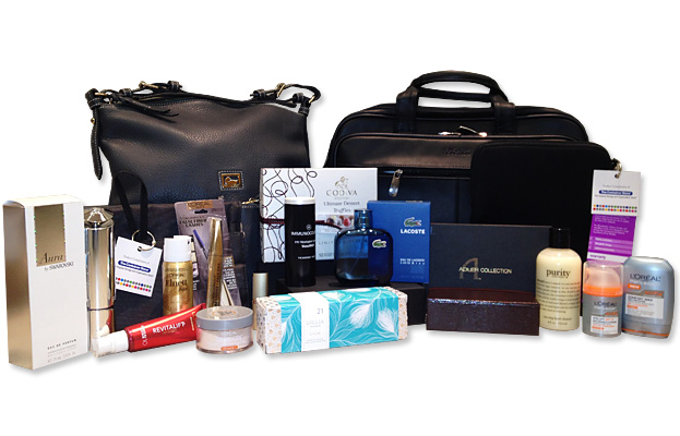 2012 Golden Globes Gift Bag