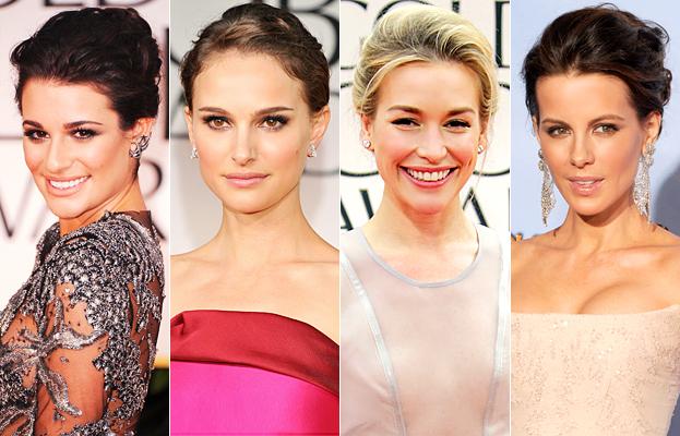 Hair Golden Globes Trend